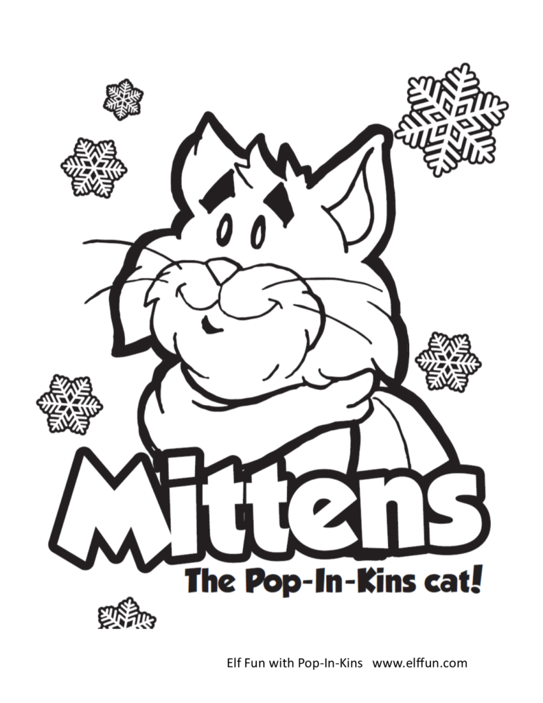 Newsletters Archives - Elf Fun with Pop-In-Kins