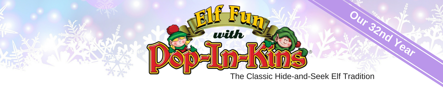 Elf Fun with Pop-In-Kins