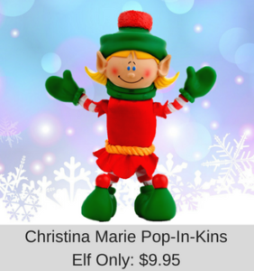 Christina Marie Pop-In-Kins Elf