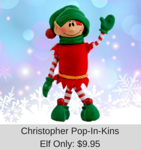 Christopher Pop-In-Kins Elf