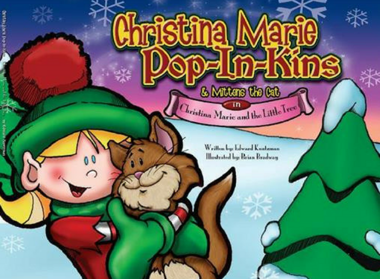 Christina Marie and the Little Tree (1)