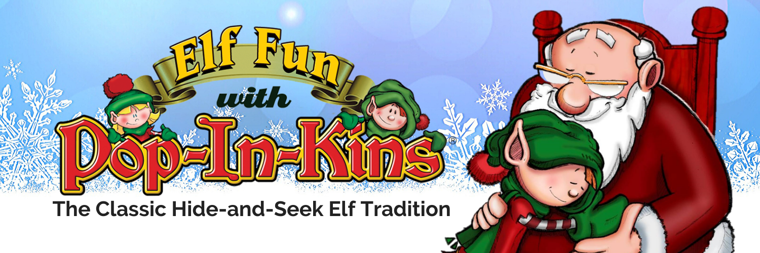 Elf Fun with Pop-In-Kins 2020